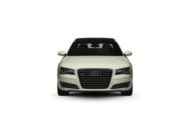 Surround Front Profile  2012 Audi A8