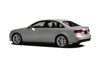 Surround 3/4 Rear - Drivers Side  2012 Audi S4