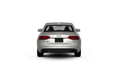 Surround Rear Profile 2012 Audi S4