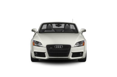 Surround Front Profile  2012 Audi TT