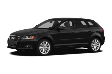 3/4 Front Glamour 2012 Audi A3