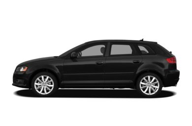 90 Degree Profile 2012 Audi A3