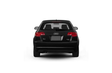 Surround Rear Profile 2012 Audi A3