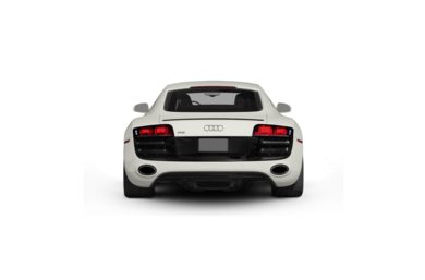 Surround Rear Profile 2012 Audi R8