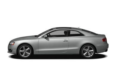90 Degree Profile 2012 Audi A5