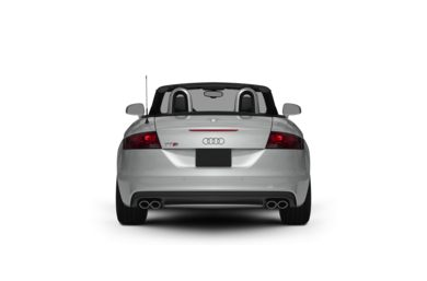 Surround Rear Profile 2012 Audi TTS