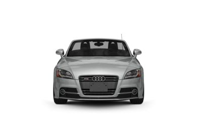 Surround Front Profile  2012 Audi TTS