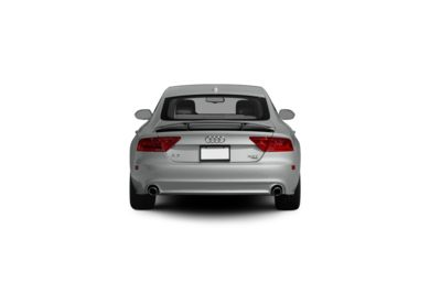 Surround Rear Profile 2012 Audi A7