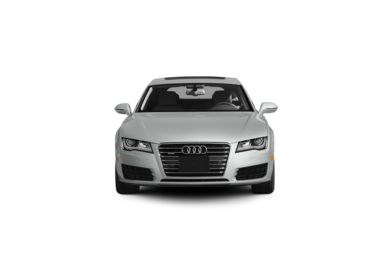 Surround Front Profile  2012 Audi A7