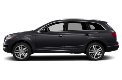 90 Degree Profile 2014 Audi Q7