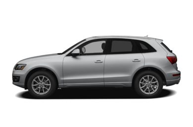 90 Degree Profile 2012 Audi Q5