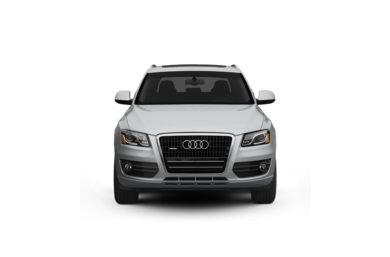 Surround Front Profile  2012 Audi Q5