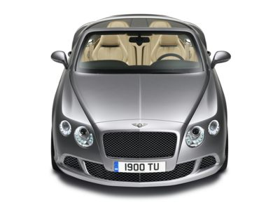OEM Exterior  2014 Bentley Continental GTC