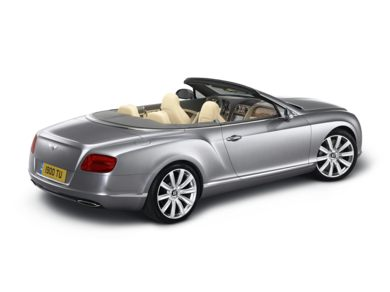 OEM Exterior  2012 Bentley Continental GTC