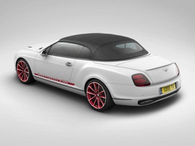 OEM Exterior  2013 Bentley Continental Supersports