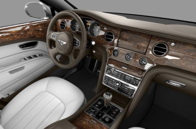 Interior Profile  2012 Bentley Mulsanne