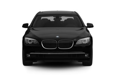 Grille  2012 BMW 740