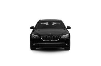 Surround Front Profile  2012 BMW 740