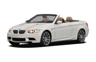 3/4 Front Glamour 2012 BMW M3