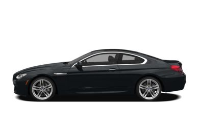 90 Degree Profile 2012 BMW 650