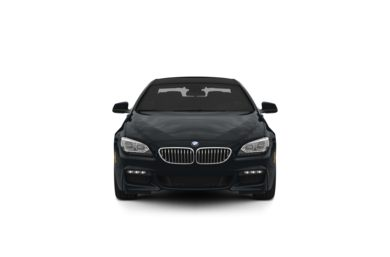 Surround Front Profile  2012 BMW 640