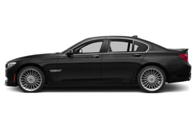 90 Degree Profile 2012 BMW ALPINA B7