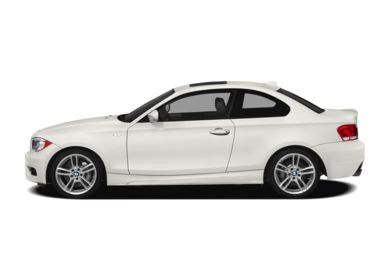 90 Degree Profile 2012 BMW 135