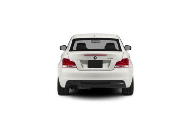 Surround Rear Profile 2012 BMW 135