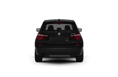 Surround Rear Profile 2012 BMW X3