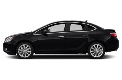 90 Degree Profile 2012 Buick Verano