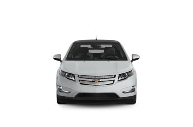 Surround Front Profile  2012 Chevrolet Volt