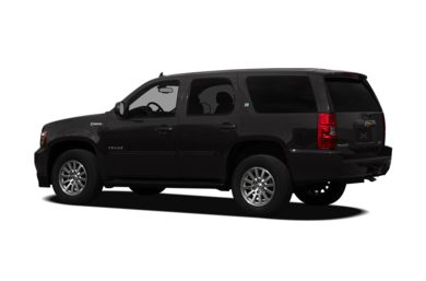 Surround 3/4 Rear - Drivers Side  2012 Chevrolet Tahoe Hybrid