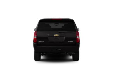 Surround Rear Profile 2012 Chevrolet Tahoe Hybrid