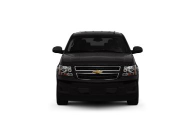 Surround Front Profile  2012 Chevrolet Tahoe Hybrid