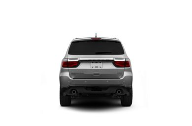 Surround Rear Profile 2012 Dodge Durango