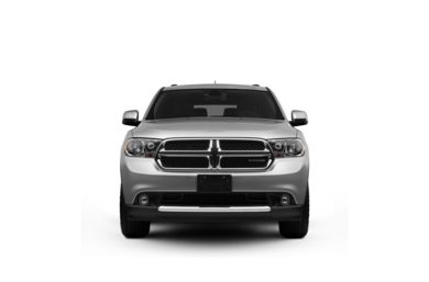 Surround Front Profile  2012 Dodge Durango