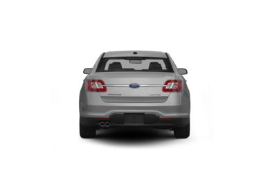 Surround Rear Profile 2012 Ford Taurus
