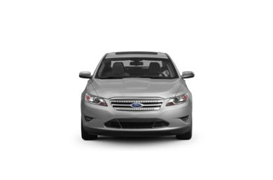 Surround Front Profile  2012 Ford Taurus