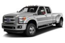 3/4 Front Glamour 2016 Ford F-450