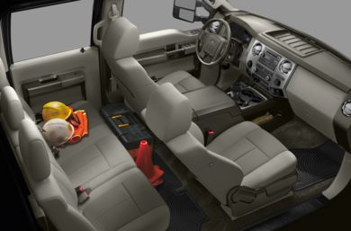 Interior Profile  2012 Ford F-450
