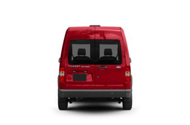 Surround Rear Profile 2012 Ford Transit Connect
