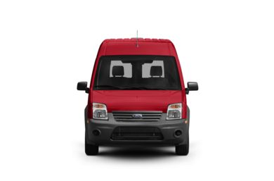 Surround Front Profile  2012 Ford Transit Connect