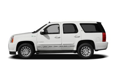 90 Degree Profile 2012 GMC Yukon Hybrid