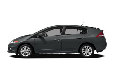 90 Degree Profile 2012 Honda Insight