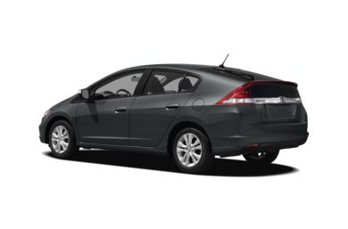 Surround 3/4 Rear - Drivers Side  2012 Honda Insight