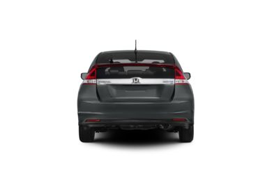 Surround Rear Profile 2012 Honda Insight