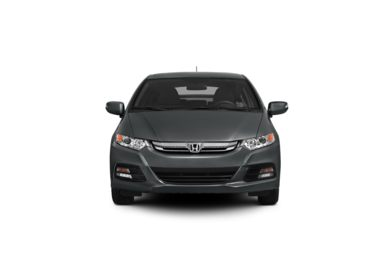 Surround Front Profile  2012 Honda Insight
