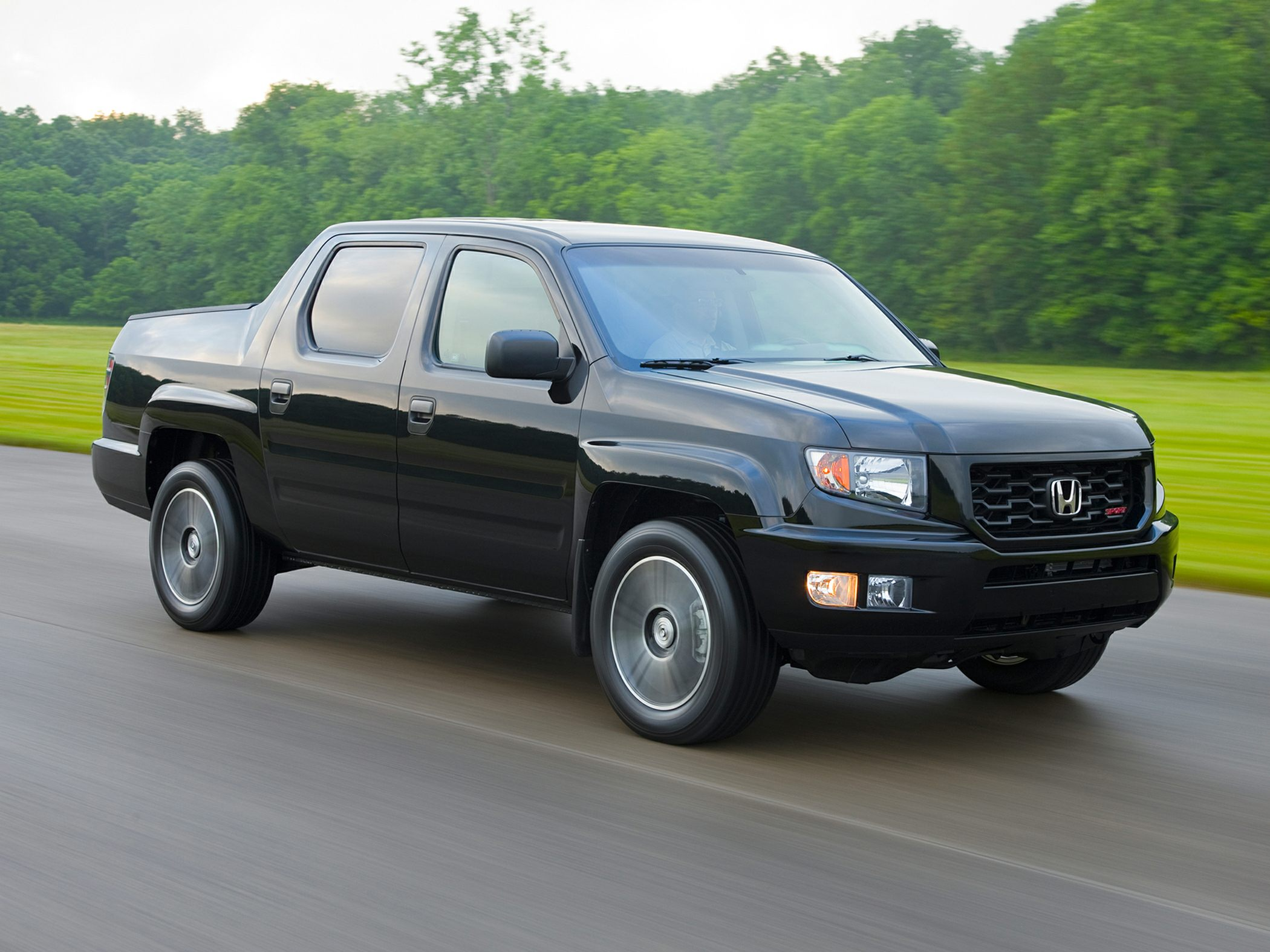 2014 Honda Ridgeline Glam
