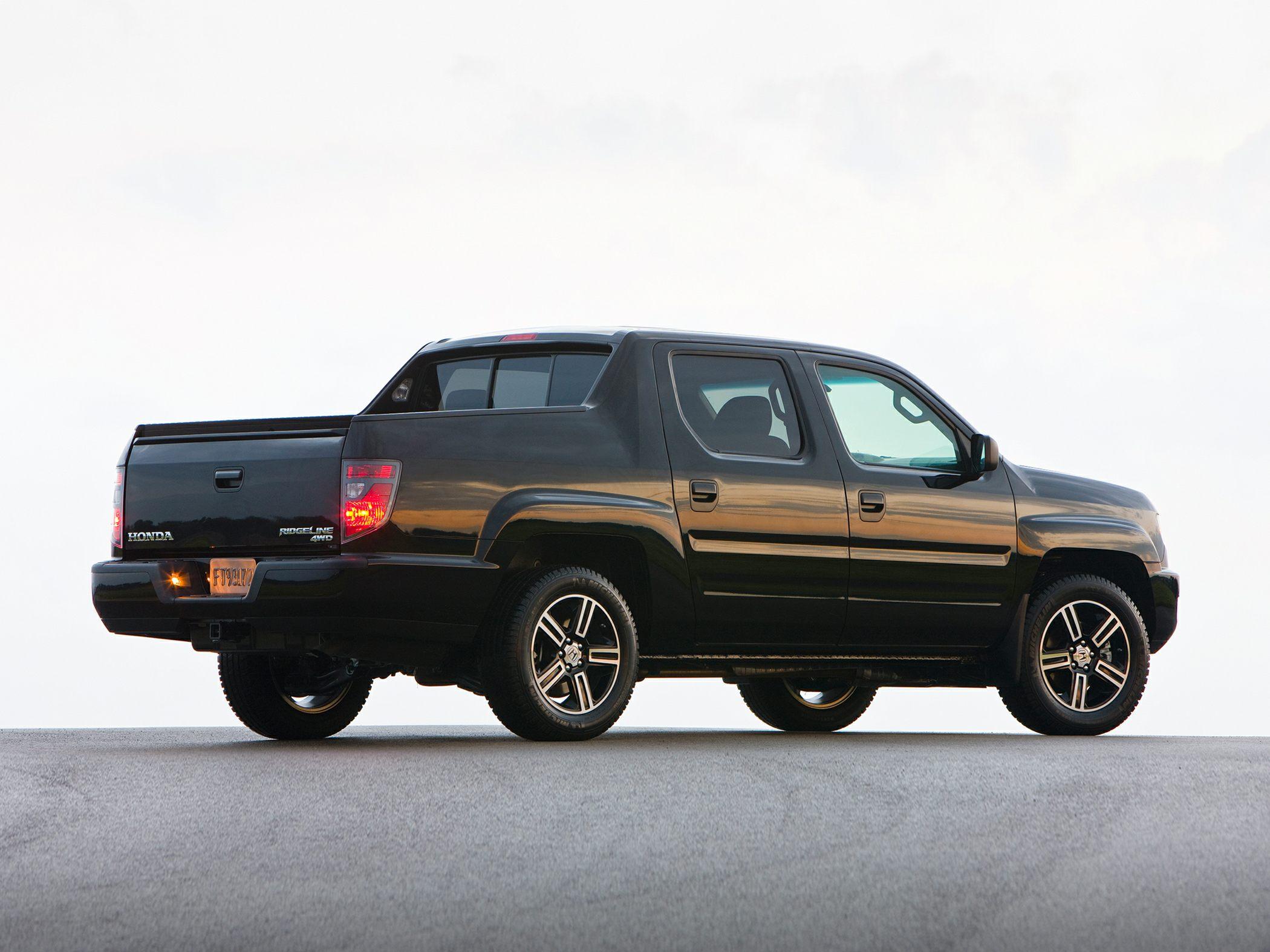 2014 Honda Ridgeline Glam2