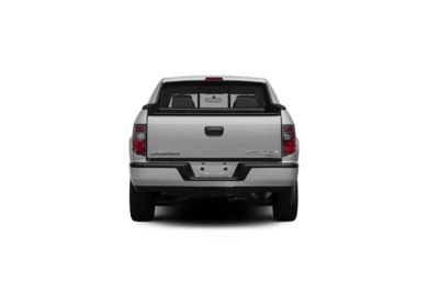 Surround Rear Profile 2012 Honda Ridgeline